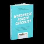 Webiste Plugin Checklist